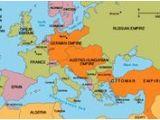World War 1 Maps Of Europe First World War In Maps