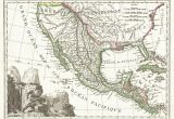 Www Map Of Texas File 1810 Tardieu Map Of Mexico Texas and California Geographicus
