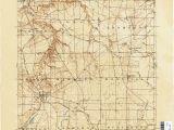 Xenia Ohio Map Ohio Historical topographic Maps Perry Castaa Eda Map Collection