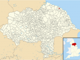 Yorkshire On the Map Of England File Ellerby north Yorkshire Uk Parish Locator Map Svg Wikimedia