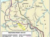 Ypres France Map 230 Best World War I Maps Images In 2018 World War One
