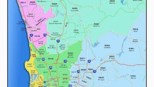 Zip Code Map Portland oregon San Diego California Zip Code Map Detailed Map Portland oregon Zip